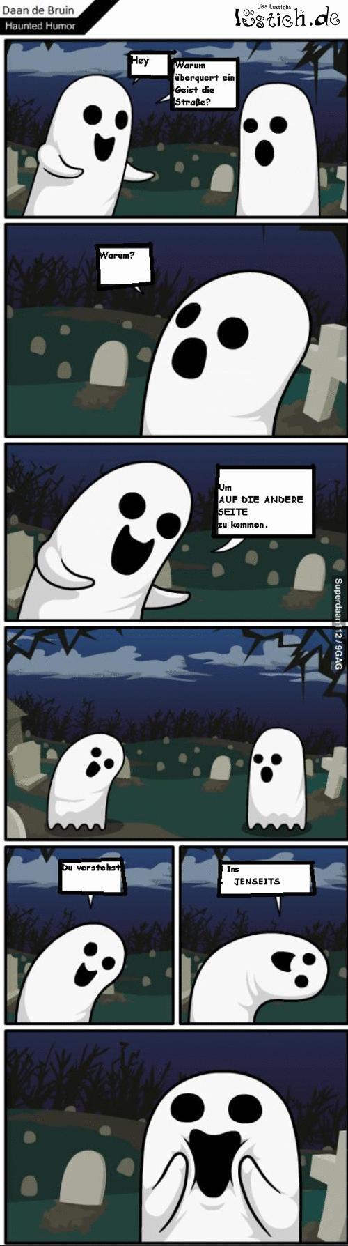 Geisterhumor