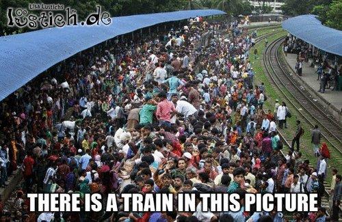 Finde den Zug