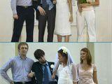 Betrunken auf der Hochzeit