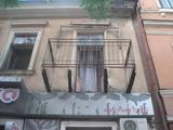 Gefährlicher Balkon