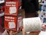 Sudoku Toilettenpapier