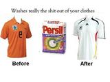 Persil Deutschland vs Niederlande