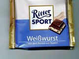 Weißwurst-Schokolade
