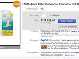 10.000 Kondome inkl. 2 Liter Gleitgel