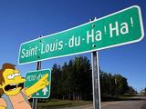 Saint Louis de Ha! Ha!