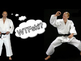 Putin Judo Puppe