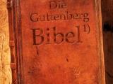 Die Guttenberg Bibel