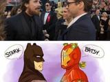 Treffen der Superhelden