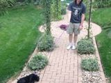 Mit Katze Gassi gehen