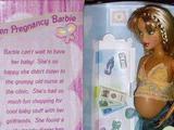 Teen-Schwangerschafts-Barbie
