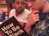 Wie es ist schwarz zu sein.