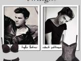 Twilight-Unterwäsche