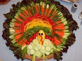 Truthahn zu Thanksgiving