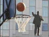 Lenin der Basketballchampion