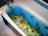 Badewannenkunst