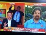 Dinosaurierstatue gesucht