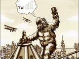 King Kongs echtes Problem