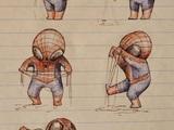 Kleiner Spiderman