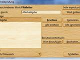 Rechtschreibprüfung Thunderbird Deutsch/Österreich