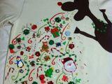 Ein cooler Weihnachtspullover