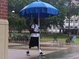 Großer Schirm