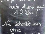 Ein paar Biere