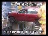 Freier Parkplatz