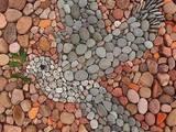 Kunst aus Steinchen