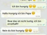 Whatsapp mit den Eltern