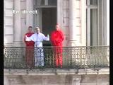 Audienz mit dem Papst