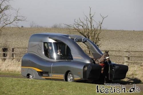 Moderne Kutsche
