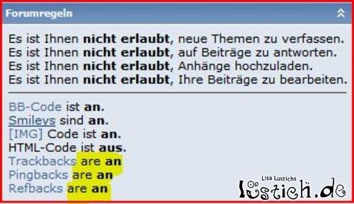 Gut übersetzt
