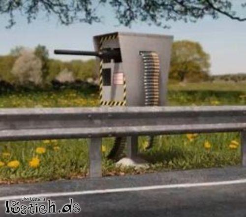 Russischer Blitzautomat