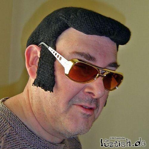 Elvis Frisur