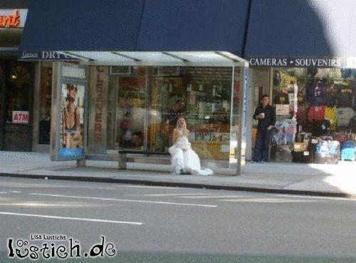 Versetzte Braut