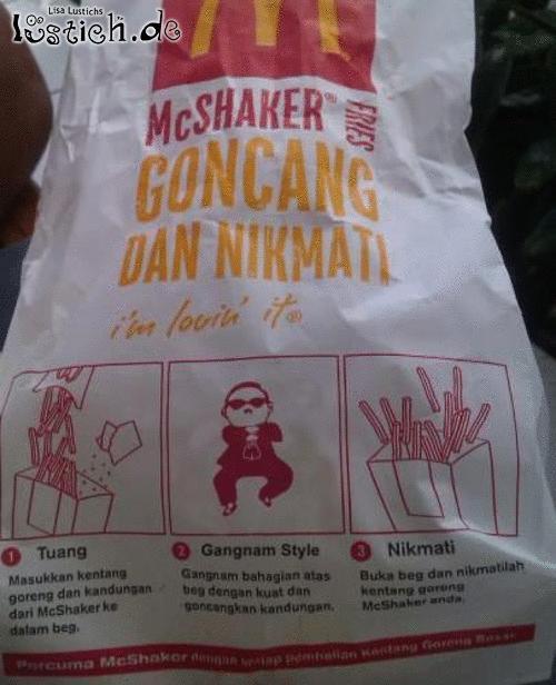 Mc Shaker