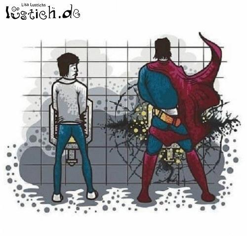 Supermans Nachteile
