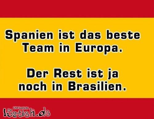 Das beste Team Europas