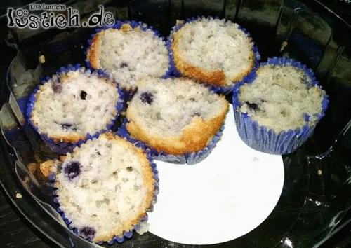 Muffins unbeobachtet gelassen