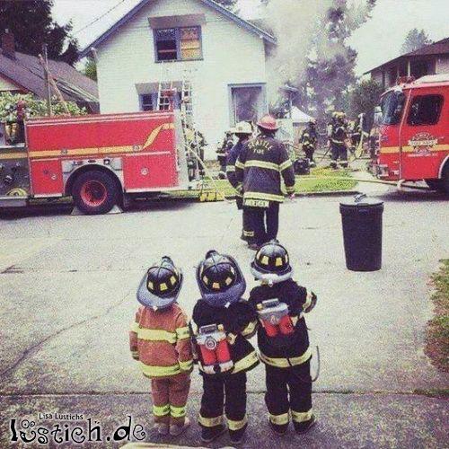 Kleine Feuerwehr