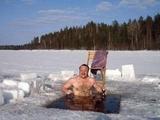 Urlaub im Eis