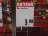Textmaker