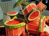 Melonen Schlagzeug