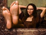 Relaxte Mona Lisa