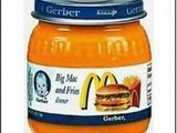 McDonalds Kinderbrei