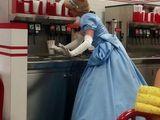 Cinderella nach dem Ball