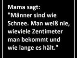 Schon Mama wusste