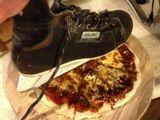 Handlicher Pizzaschneider