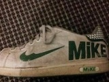 Mikes Schuhe