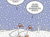 Weihnachtspläne